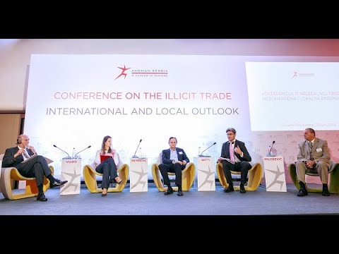 Conference on Illicit Trade - International and Local Outlook