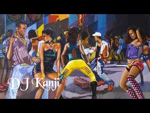 Dancehall Mixtape 2018 By Dj Kanji (official Video)