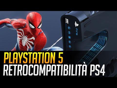 PlayStation 5: retrocompatibilità con PS4 non pronta al lancio di PS5?