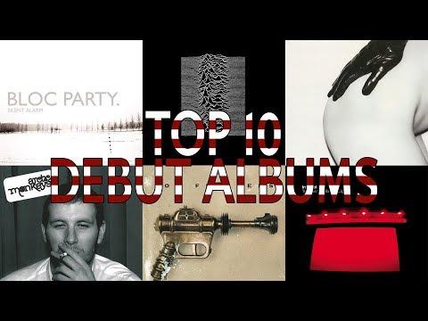 Top 10 Debut Albums   GizmoCh