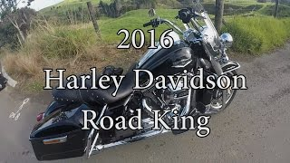 5. 2016 Harley Davidson Road King