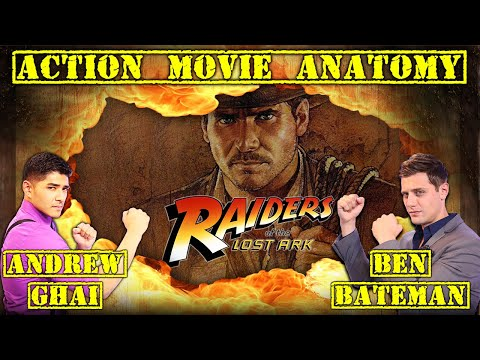 Indiana Jones: Raiders of the Lost Ark (1981) | Action Movie Anatomy