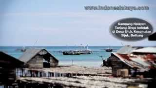 Melihat dari Dekat Kampung Nelayan Tanjung Binga