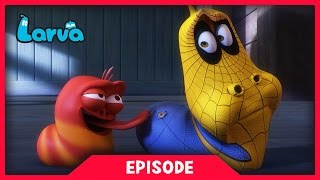 Yellow develops amazing powers after getting bitten by a spider, is Red up to the responsibility? ⏩⏩⏩ SUBSCRIBE to LARVA: http://www.youtube.com/channel/UCph...