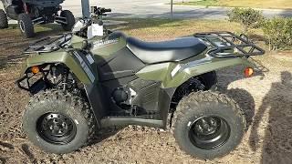 5. 2020 Suzuki KingQuad 400ASi