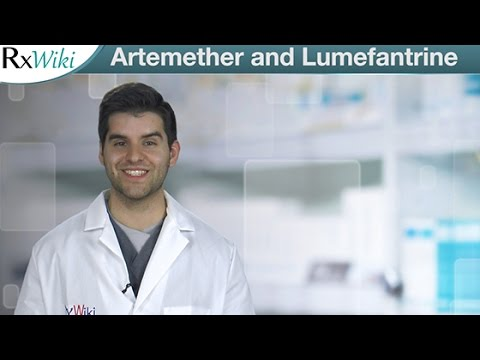 Artemether and Lumefantrine Fights Acute, Uncomplicated Malaria - Overview