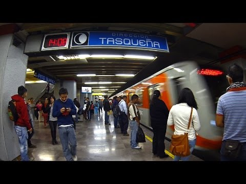 Reports from Mexico City's Metro: Underground Economy
