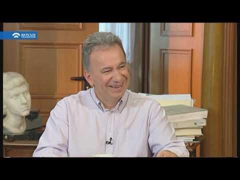 Βιβλιοβούλιο: Καλεσμένος ο Βαγγέλης Δ. Καραμανωλάκης (09/06/2019)