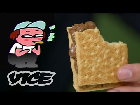 SMOKEABLES: Getting Easy-Baked on Firecracker Edibles (видео)
