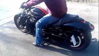 8. 2008 Harley Night Rod