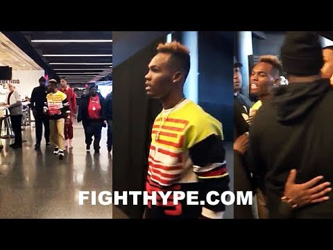 "(1st Contact) Jermell Charlo Checks Gervonta Davis Behind-the-scenes: ""i'll Bust Yo Sh*t"" (new Sh*t)"