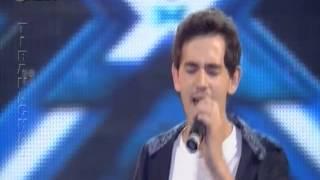 X Factor Albania 2 - 18 Nentor 2012 - Altin Kuqi