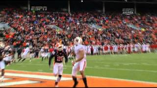 Nick Toon vs Illinois and PSU 2011