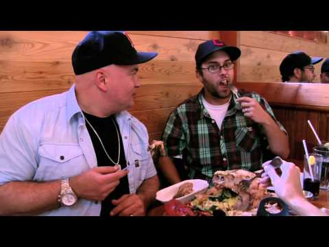 Dinner With TJ - Ep10 - Bill Burr & Robert Kelly PT 2