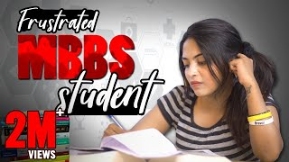 Frustrated MBBS telugu students