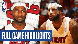 FULL GAME HIGHLIGHTS: LeBron James Goes OFF for CAREER-HIGH  61 PTS! by NBA