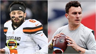How Baker Mayfield is proving he's 'nothing like' Johnny Manziel for the Browns | Outside the Lines