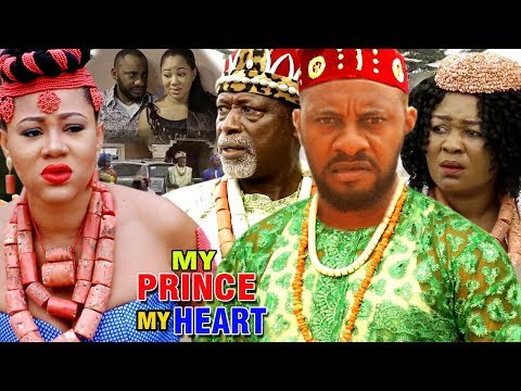 My Prince My Heart 1&2 - Yul Edochie 2018 Latest Nigerian Nollywood Movie ll Trending African Movie