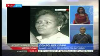 Council Of Governors Console Kibaki And The Family At Their Muthaiga Home