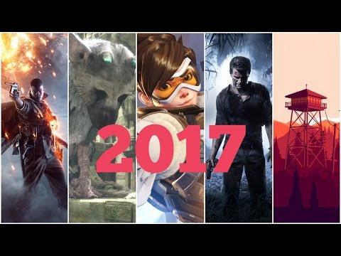 Gamesblender № 292: самые ожидаемые игры 2017 года (видео)