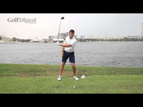 Golf Lessons: Make a better turn for more speed and power