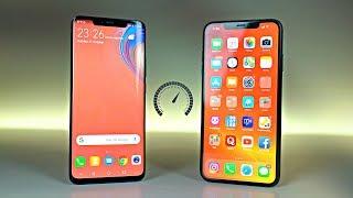 Video Huawei Mate 20 Pro vs iPhone XS Max - Speed Test! MP3, 3GP, MP4, WEBM, AVI, FLV Oktober 2018