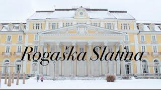 Rogaska Slatina Slovenia  city pictures gallery : Slovenia Diary | Rogaška Slatina, day 1 | January 2016