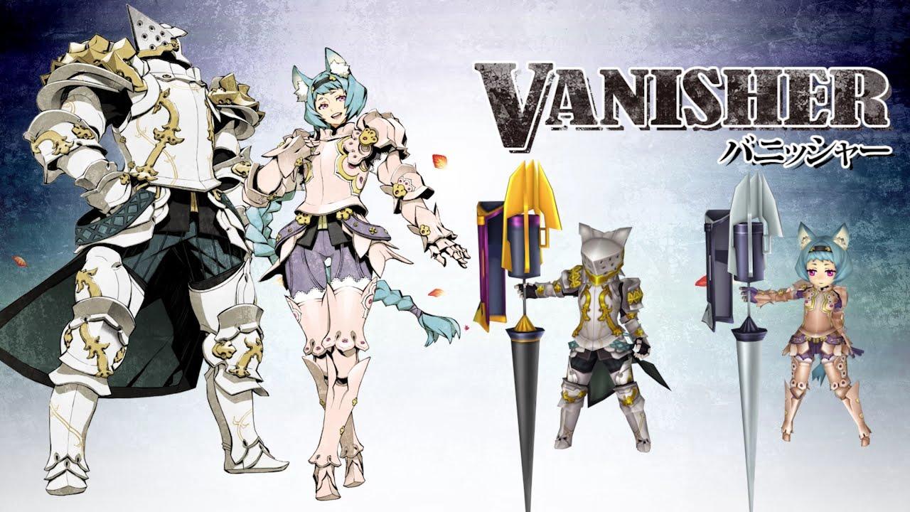 ตัวอย่างเกม 7th Dragon III code:VFD