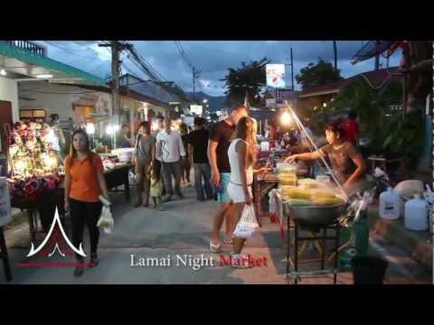 Koh Samui Attractions – Lamai Night Market