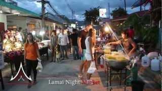 Koh Samui Attractions - Lamai Night Market