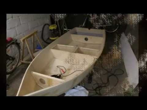 самостоятельно сделать лодку