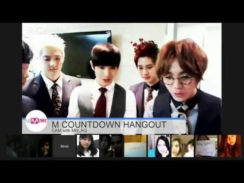 MBLAQ Hangout Cam - JJ Sonyeo (видео)