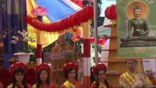 TV An Lạc,Ventura Lễ Khai Mạc  Cung Nghinh Phật Ngọc HBTG Từ 12 đến 27-2-2011