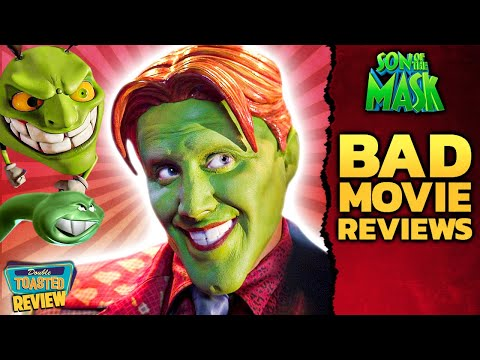 SON OF THE MASK BAD MOVIE REVIEW | Double Toasted