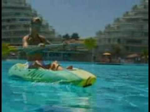 WORLD'S BIGGEST SWIMMING POOL Video