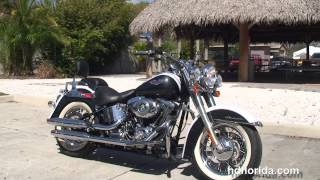 2. Used 2008 Harley Davidson Softail Deluxe Motorcycles for Sale - Ocala, FL