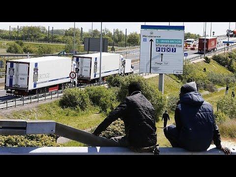 Καλαί: Ακόμα ένας νεκρός μετανάστης-1500 προσπάθησαν να διασχίσουν τη σήραγγα