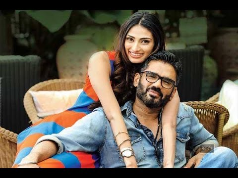 Exclusive Interview: Athiya Shetty And Sunil Shetty On Doing A Film Together