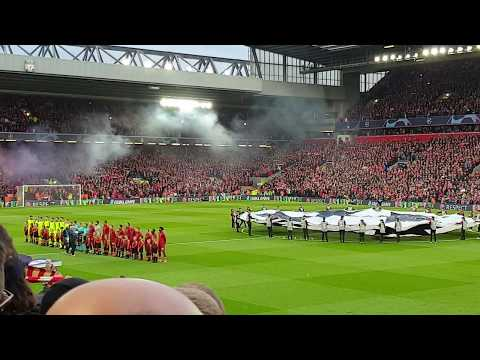 You'll Never Walk Alone - Liverpool v Barcelona Champions League Semi Final Second Leg