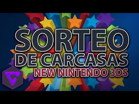 SORTEO DE CARCASAS POKÉMON ROZA para NEW NINTENDO 3DS!