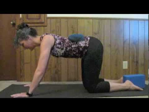 Eischens Yoga Tutorial with Lynn Shuck: Table