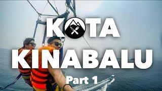 Kota Kinabalu Malaysia  city photos gallery : Kota Kinabalu, Sabah Malaysia - Takaw Travels
