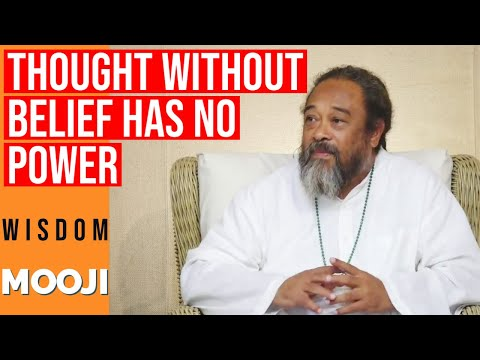Mooji Video: Busy Mind Can Be OBSERVED