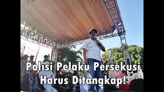 Video Ketua IKADIN Solo: Kapolsek di Surabaya Merebut Spanduk 2019 Ganti Presiden Kena Pasal Persekusi MP3, 3GP, MP4, WEBM, AVI, FLV September 2018