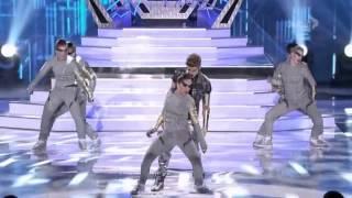 Justin Bieber - Boyfriend/ As long As You Love Me ft Big Sean (Teen Choice awards 2012)