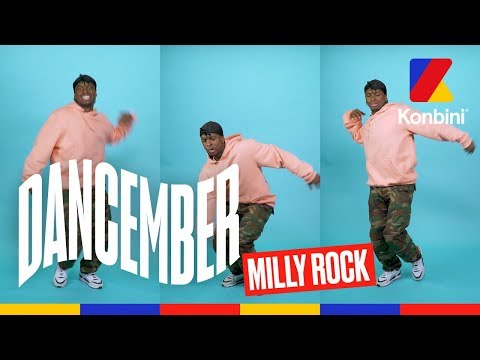 Dancember #13 - Milly Rock