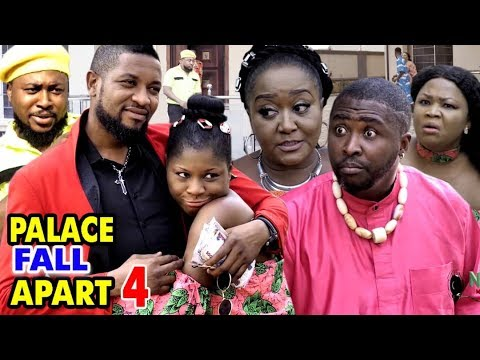 PALACE FALL APART SEASON 4 - (New Movie) 2020 Latest Nigerian Nollywood Movie Full HD