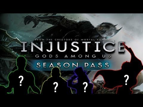 My top 4 picks for DLC in Injustice Gods Among Us