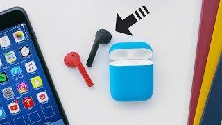 Matte Colored AirPods!, tin công nghệ, công nghệ mới, công nghệ số