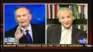 Video Bill O'Reilly Vs Bill Maher Religion Debate MP3, 3GP, MP4, WEBM, AVI, FLV Januari 2019